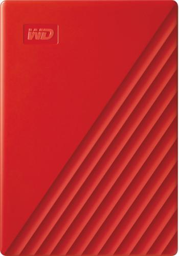 WD My Passport 4TB Red Main Image