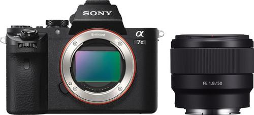 Sony A7 II + FE 50mm f/1.8 Main Image