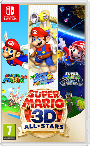 Super Mario 3D All-Stars Main Image