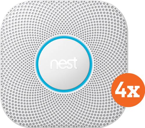 Google Nest Protect V2 Netstroom 4-Pack Main Image