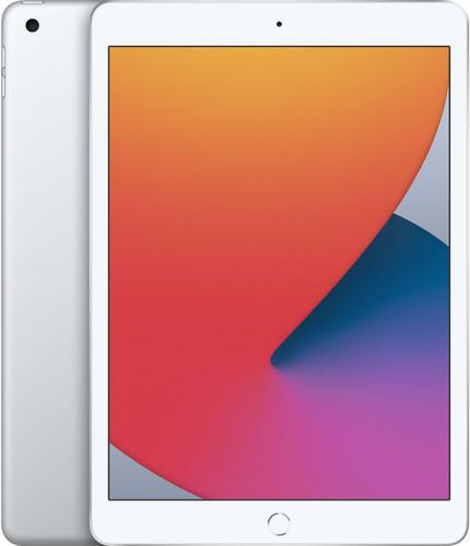 Apple iPad (2020) 10.2 inch 32 GB Wifi Zilver Main Image