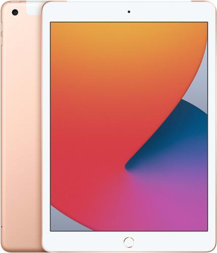 Apple iPad (2020) 10,2 pouces 128 Go Wi-Fi + 4G Or Main Image