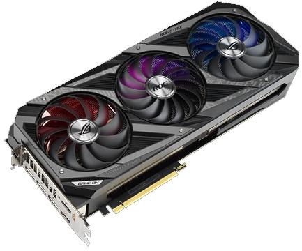 Asus GeForce RTX 3080 ROG Strix Gaming OC 10G Main Image