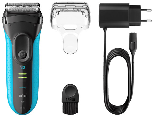 Braun Series 3 3040 Wet & Dry Main Image