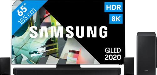 Samsung QLED 8K 65Q900T + barre de son Main Image