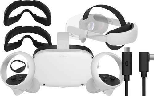 Oculus Quest 2 64GB Startpakket Main Image