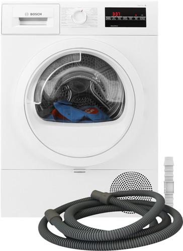 Bosch WTR85TC0FG + BlueBuilt Condensation Drain Hose Main Image