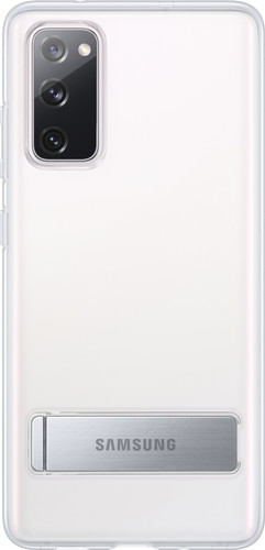 Samsung S20 FE Clear Standing Cover Transparent Main Image
