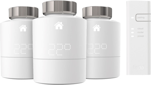 Tado Slimme Radiator Thermostaat Starter 3-Pack Main Image