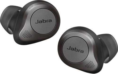 Jabra Elite 85t Titanium Zwart Main Image