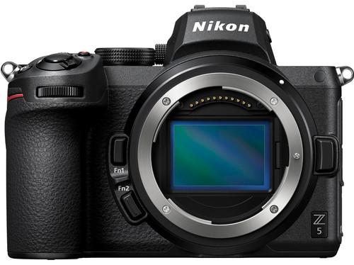 Nikon Z5 Boitier Main Image
