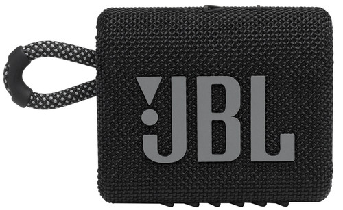 JBL GO 3  Zwart Main Image