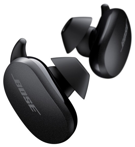 Bose QuietComfort Earbuds Black Main Image
