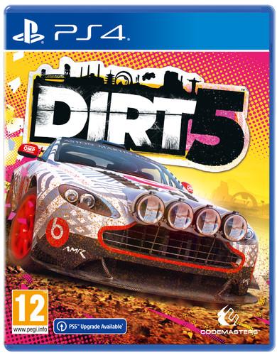 DIRT 5 PS4 & PS5 Main Image