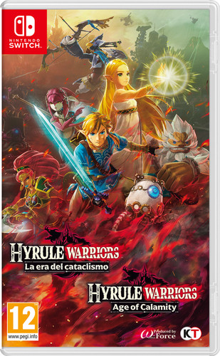 Hyrule Warriors: Age of Calamity Main Image