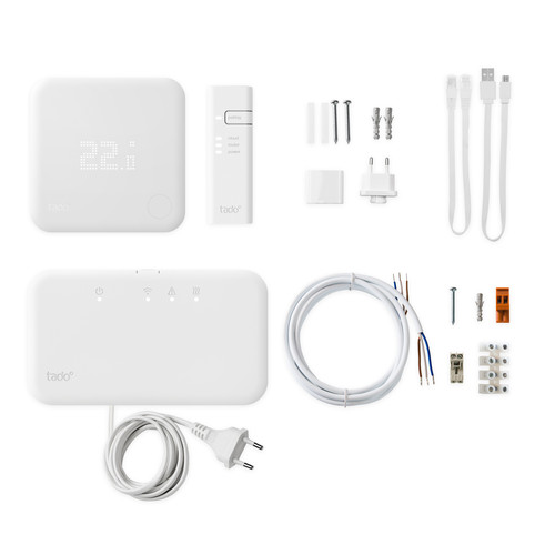 Tado Starter Kit - Wireless Smart Thermostat V3+ Main Image