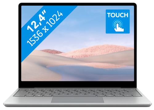 Microsoft Surface Laptop Go i5/8GB/128GB Platinum Azerty Main Image