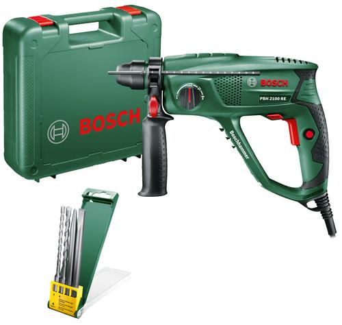 Bosch PBH 2100 RE + set de forets et burins Main Image