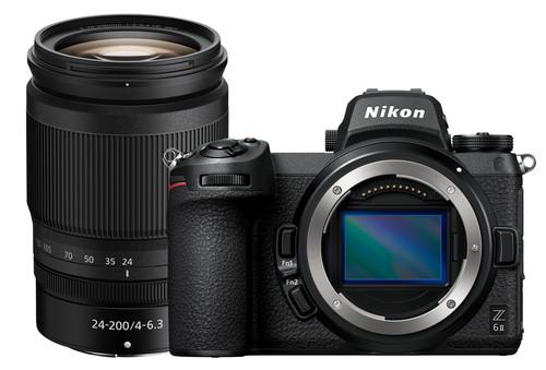 Nikon Z6 II + Nikkor Z 24-200mm f/4-6.3 VR Main Image