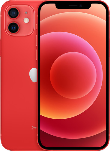 Apple iPhone 12 64GB RED Main Image