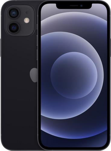 Apple iPhone 12 256GB Zwart Main Image