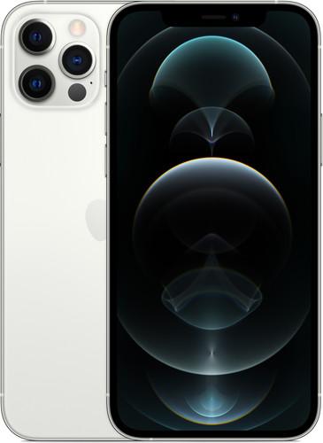 Apple iPhone 12 Pro 128GB Zilver Main Image