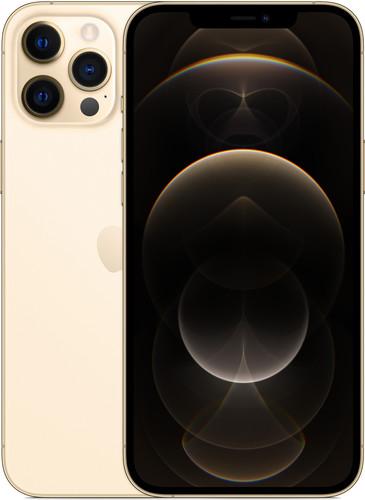 Apple iPhone 12 Pro Max 256GB Goud Main Image