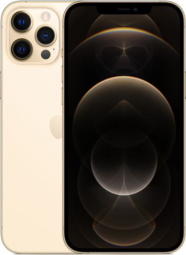 Apple iPhone 12 Pro Max 512GB Goud Main Image