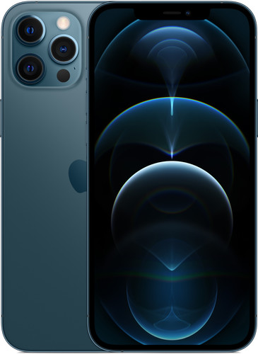 Apple iPhone 12 Pro Max 512GB Pacific Blue Main Image