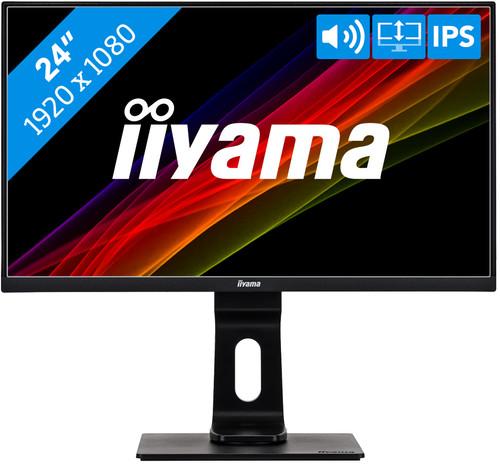 iiyama ProLite XUB2493HSU-B1 Main Image