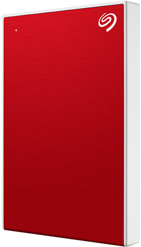 Seagate One Touch Portable Drive 2TB Red Main Image
