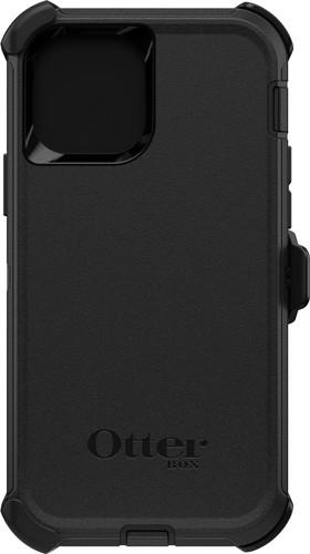 Otterbox Defender Apple iPhone 12 / 12 Pro Back Cover Zwart Main Image