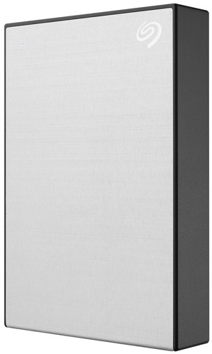 Seagate One Touch Portable Drive 5TB Silver Main Image