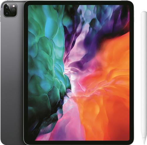 Apple iPad Pro (2020) 12.9 inch 128 GB Wifi Space Gray + Pencil 2 Main Image