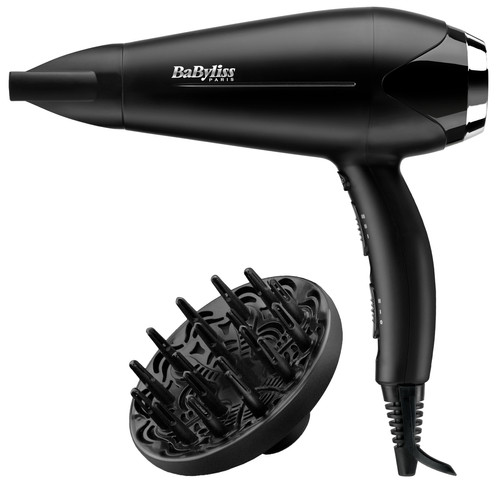 BaByliss Turbo Smooth 2200 Fohn D572DE Main Image