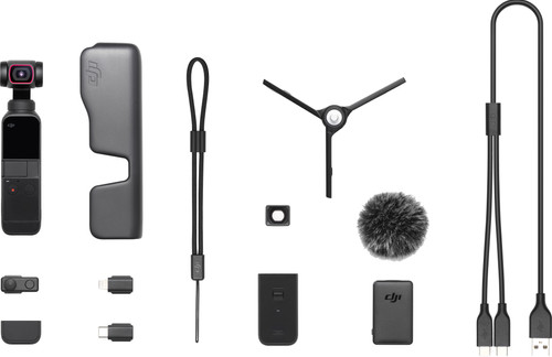DJI Pocket 2 Creator Combo Main Image