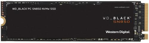 Tweedekans WD Black SN850 2TB NVMe zonder Heatsink Main Image