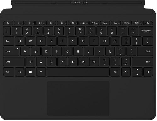 Microsoft Surface Go Type Cover AZERTY Zwart Main Image