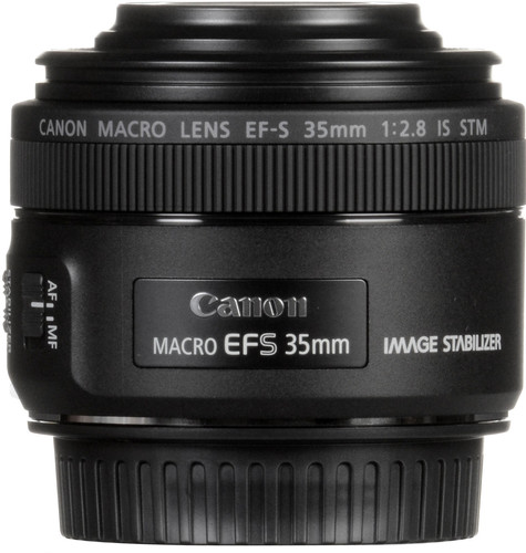 Canon EF-S 35 mm f/2,8 Macro IS STM Main Image