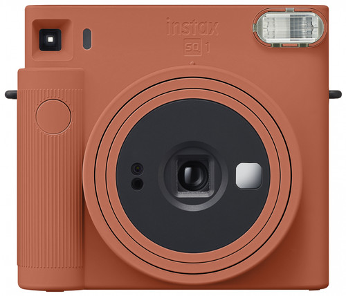 Fujifilm Instax Square SQ1 Terracotta Orange Main Image