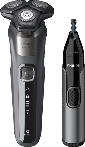 Philips Series 5000 S5587/30 + Nose Trimmer Main Image
