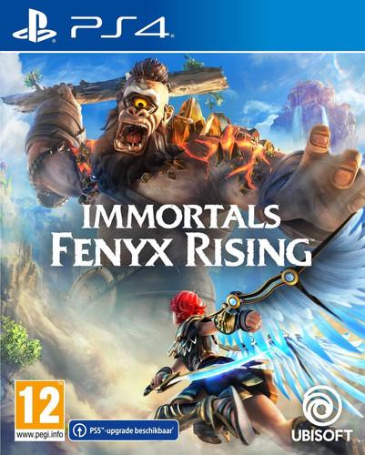 Immortals: Fenyx Rising PS4 & PS5 Main Image