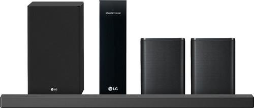 LG DSN9CY + LG SPK8 Main Image