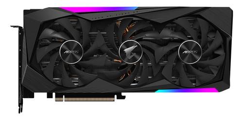 Gigabyte AORUS GeForce RTX 3070 MASTER 8G Main Image