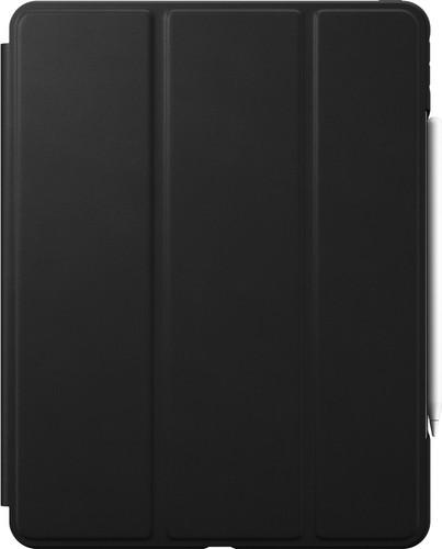 Nomad Rugged Apple iPad Pro 12.9 inch (2020)/(2018) Book Case Zwart Leer Main Image