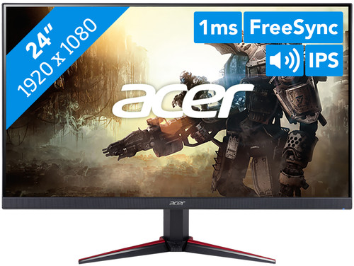Acer Nitro VG240Ybmiix Main Image