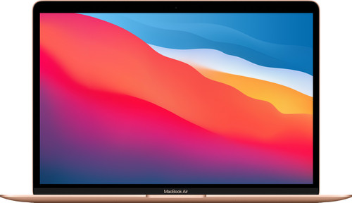 Apple MacBook Air (2020) MGND3FN/A Goud AZERTY Main Image