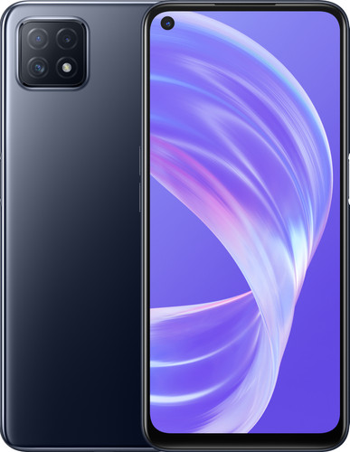 OPPO A73 128GB Black 5G Main Image
