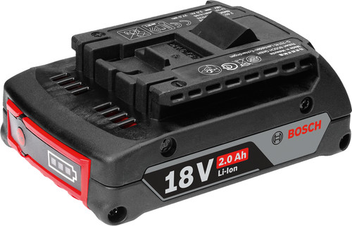 Bosch GBA 18V 2.0Ah (1x battery, without charger) Main Image