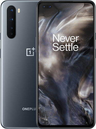 OnePlus Nord 128GB Grijs 5G Main Image